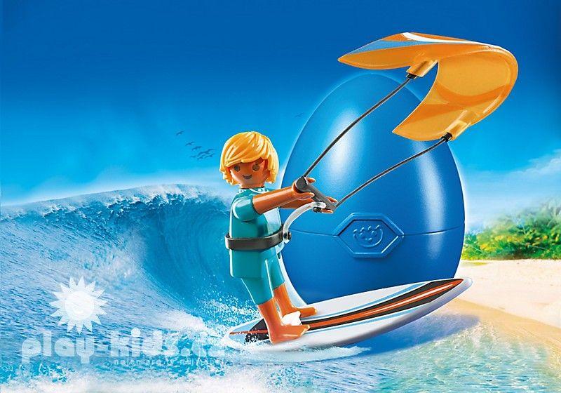 Surfař 6838 Playmobil Playmobil