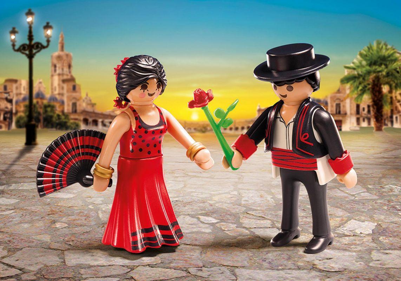 Tanečníci flamenga 6845 Playmobil Playmobil