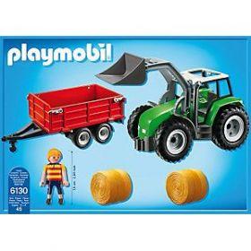 Traktor s přívěsem 6130 Playmobil Playmobil