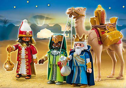 Tři králové 5589 Playmobil Playmobil