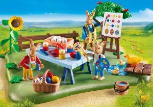 Velikonoční dílna 6863 Playmobil Playmobil