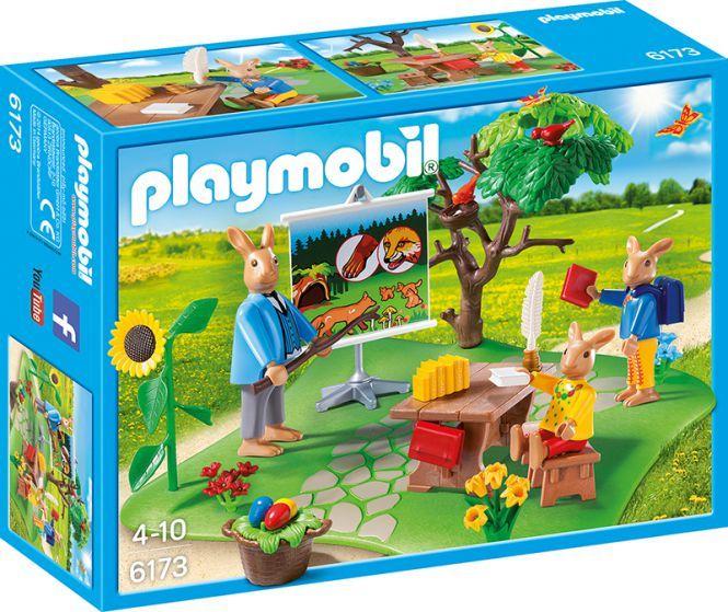 Velikonoční škola 6173 Playmobil Playmobil