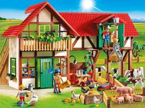 Velká farma 6120 Playmobil Playmobil