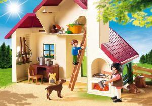 Velká hájovna 6811 Playmobil Playmobil