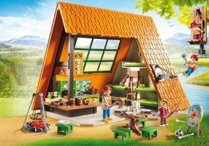 Velká prázdninová chata 6887