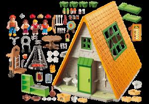 Velká prázdninová chata 6887 Playmobil Playmobil