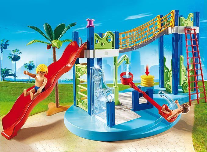 Vodní hřiště 6670 Playmobil Playmobil