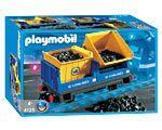 Výklopný plošinový vagon 4125 Playmobil Playmobil