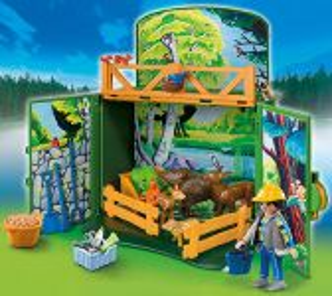 Zavírací box - Krmení lesní zvěře 6158