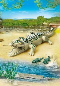Aligátor s mláďaty 6644 Playmobil Playmobil