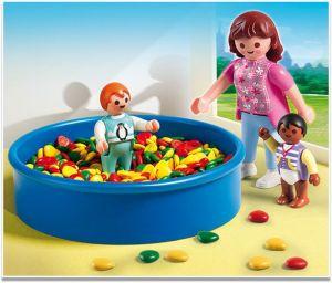 Bazén s míčky 5572 Playmobil Playmobil