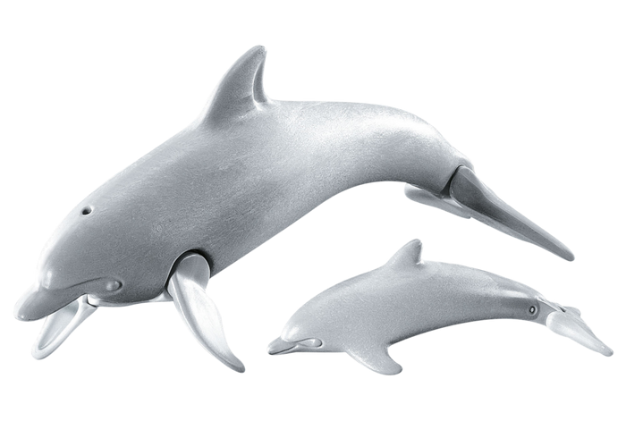 Delfín s mládětem 7363 Playmobil Playmobil