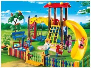 Dětské hřiště 5568 Playmobil Playmobil