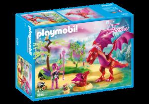 Dračí matka s mládětem 9134 Playmobil Playmobil