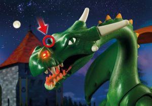 Drak ze země rytířů s Alexem 9001 Playmobil Playmobil
