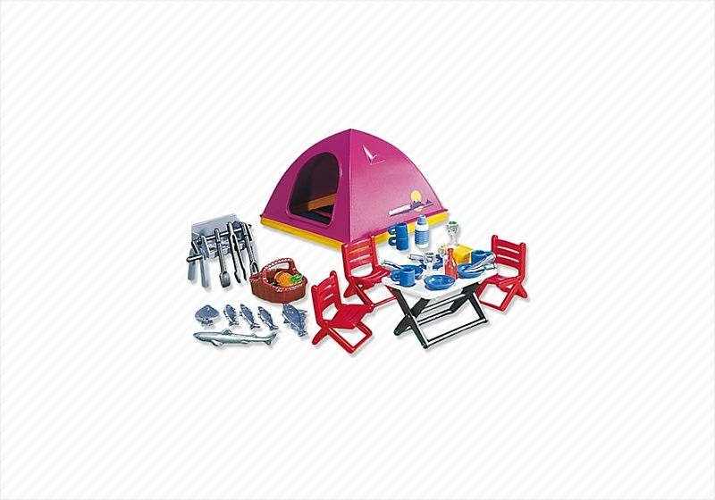 Kempinkový set 7260 Playmobil Playmobil