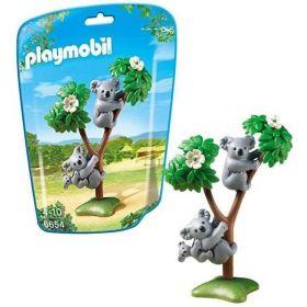 Koaly s mládětem 6654 Playmobil Playmobil