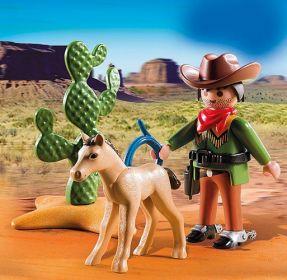 Kovboj s hříbětem 5373 Playmobil Playmobil