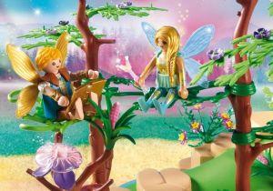 Magický les pro víly 9132 Playmobil Playmobil