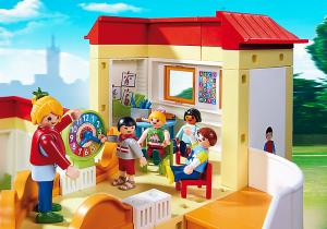 Mateřská školka 5567 Playmobil Playmobil
