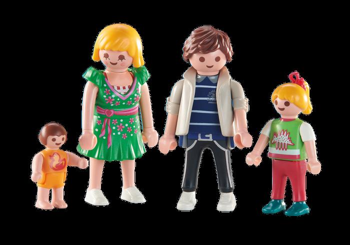 Městská rodina 6530 Playmobil Playmobil