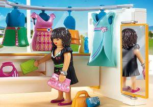 Velká šatna 5576 Playmobil Playmobil