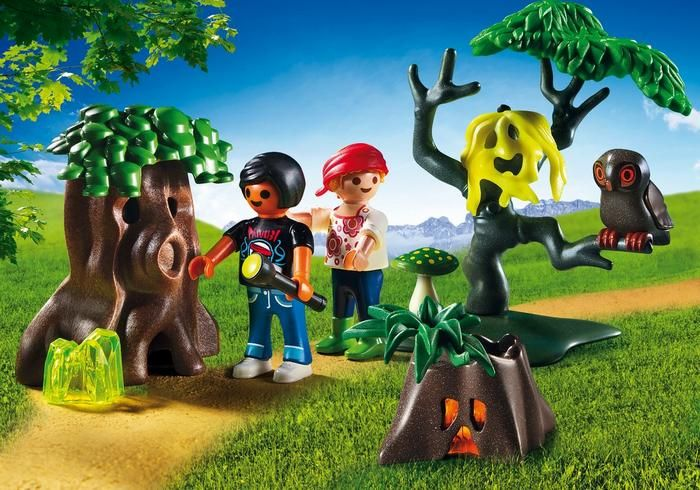 Noční bojovka 6891 Playmobil Playmobil