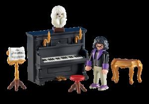 Pianista s klavírem 6527 Playmobil Playmobil