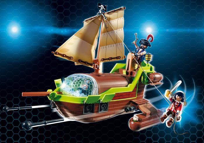 Pirátský Chameleon s Ruby 9000 Playmobil Playmobil
