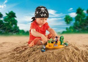 Pirátský ostrov (1.2.3) 9119 Playmobil Playmobil