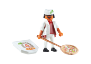 Pizzař 6392 Playmobil Playmobil