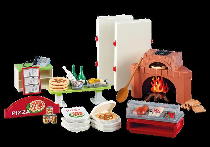 Pizzeria 6291 Playmobil Playmobil
