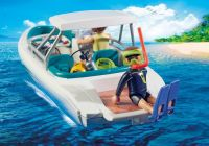 Potápěči na lodi 6981 Playmobil Playmobil