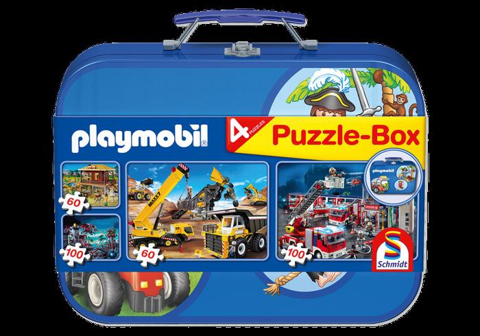 Puzzle box 80247 Playmobil Playmobil