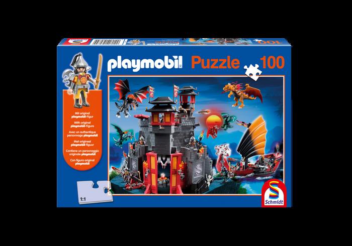 Puzzle Dračí země 80372 Playmobil Playmobil
