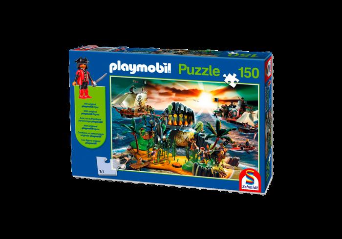 Puzzle Piráti 80294 Playmobil Playmobil
