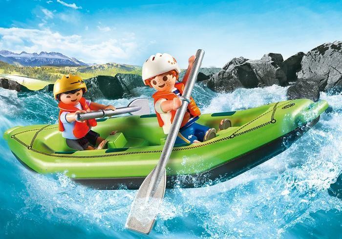 Raft na divoké vodě 6892 Playmobil Playmobil