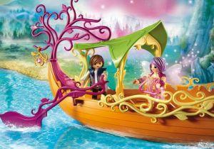 Romantická loď pro víly 9133 Playmobil Playmobil
