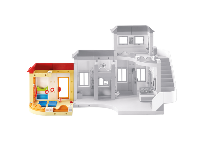 Rozšíření Mateřské školky 6386 Playmobil Playmobil