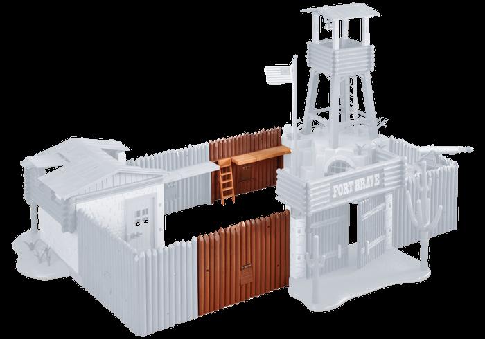 Rozšíření Velké western pevnosti 6270 Playmobil Playmobil