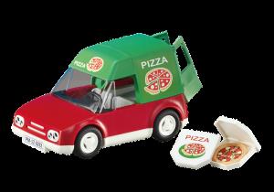 Rozvoz pizzy 6292 Playmobil Playmobil