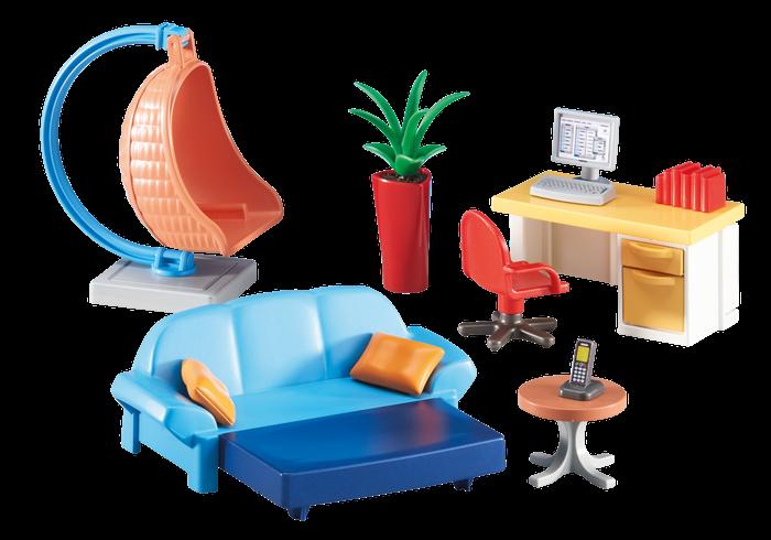 Studentský pokoj 6457 Playmobil Playmobil