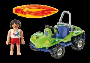 Surfař s plážovou bugginou 6982 Playmobil Playmobil