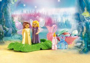 Svítící květ malých víl u vodopádu 9135 Playmobil Playmobil