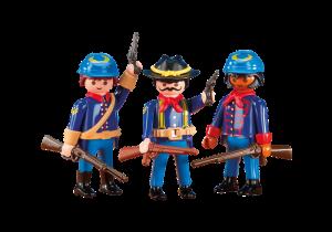 Tři Yankees 6274 Playmobil Playmobil