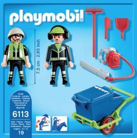 Úklidový tým 6113 Playmobil Playmobil