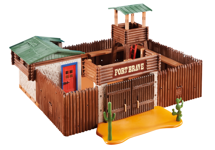 Velká western pevnost 6427 Playmobil Playmobil
