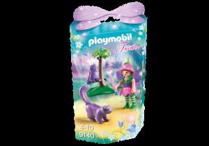 Víla a sova s tchořem 9140 Playmobil Playmobil