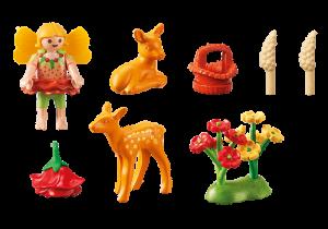Víla a srnky 9141 Playmobil Playmobil