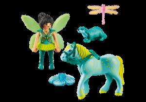 Vodní víla s koněm Aquarius 9137 Playmobil Playmobil